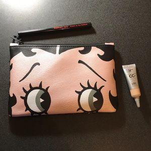 Ipsy x Betty Boop bag